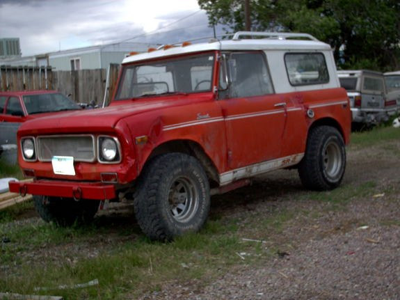 boebr1 1970 International Scout II 9594274