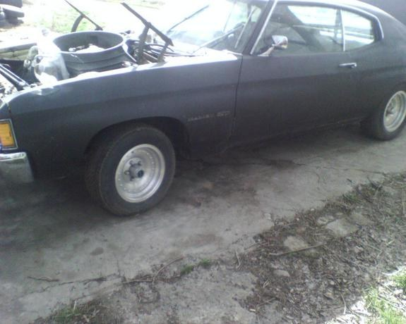 Another chevreal206 1971 Chevrolet Chevelle post... - 9595565