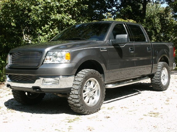 biggest wheel/tire size without rubbing  - f150online forums