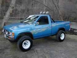 Vaventuras 1995 Nissan D21 Pick-Up