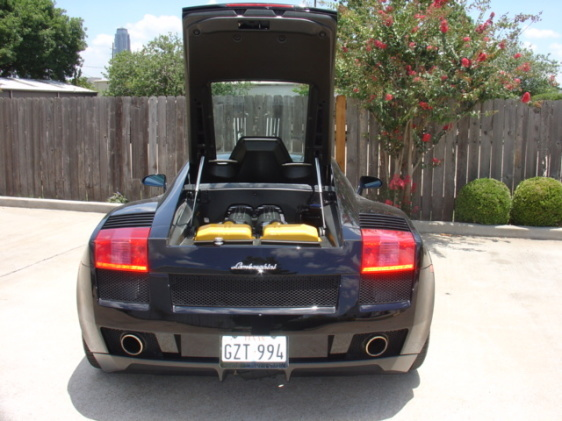 AdvanceRide's 2006 Lamborghini Gallardo