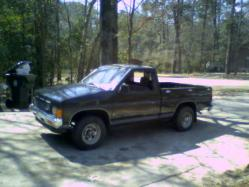 probeguy24s 1987 Nissan D21 Pick-Up