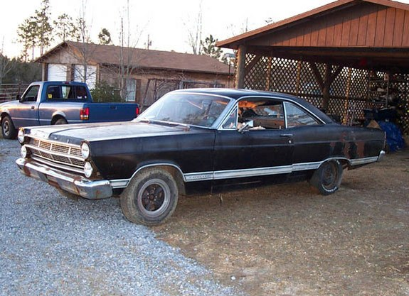 Another 427_Fairlane 1967 Ford Fairlane post... - 9598103