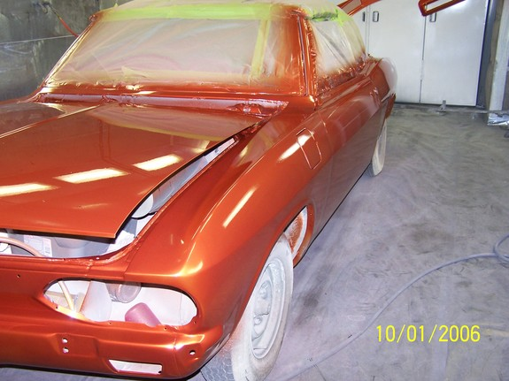 Another afsocjim 1965 Chevrolet Corvair post... - 9599313