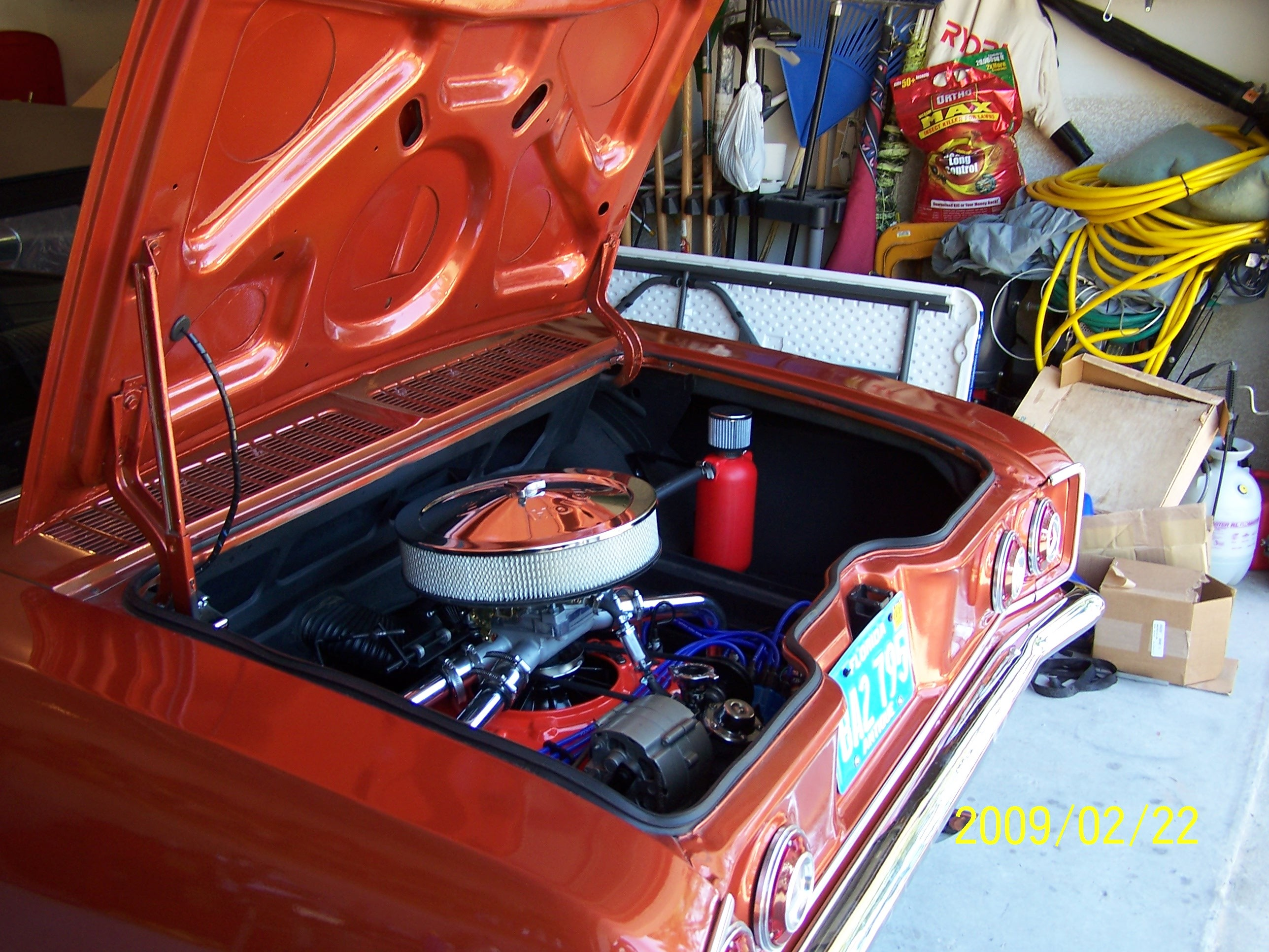 Another afsocjim 1965 Chevrolet Corvair post... - 9599342