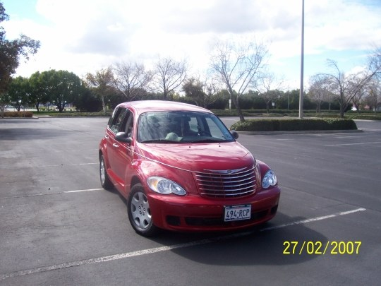 infernoman's 2006 Chrysler PT Cruiser