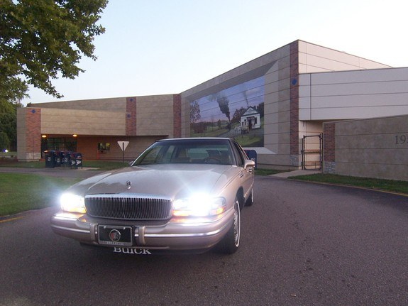 Another SirFaschizzle 1995 Buick Park Avenue post... - 9601252
