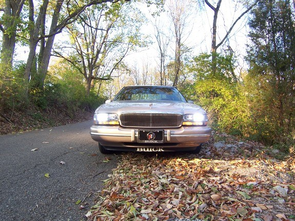 Another SirFaschizzle 1995 Buick Park Avenue post... - 9601259