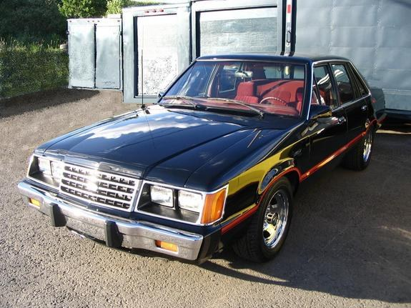 Molligan's 1986 Ford LTD LX