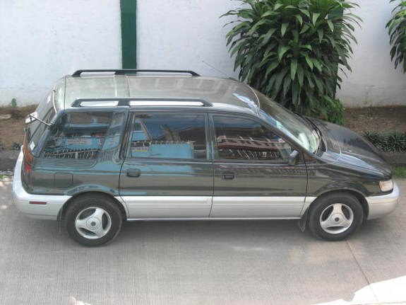 1996 Mitsubishi Space Wagon