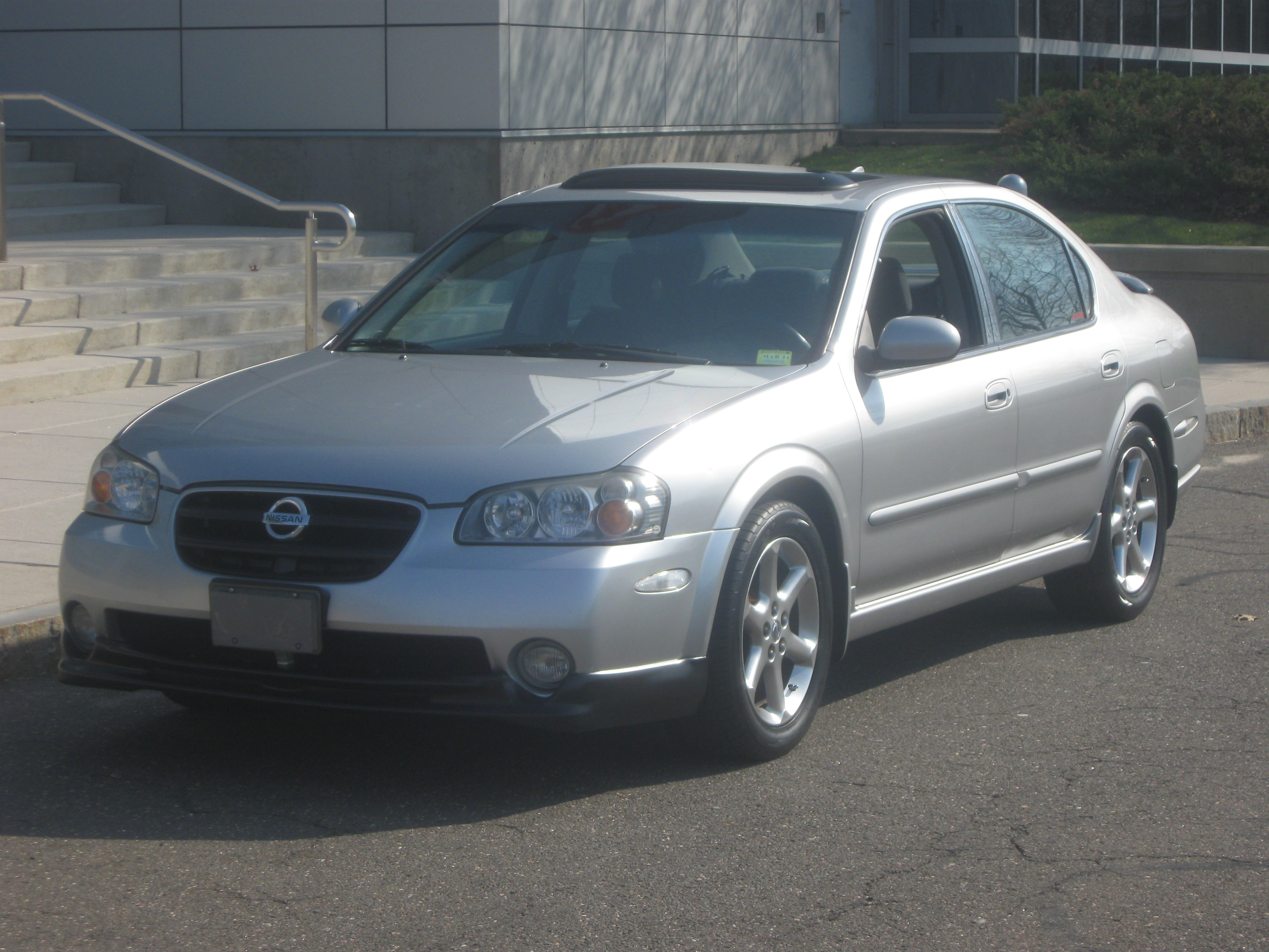spags1 2003 Nissan Maxima