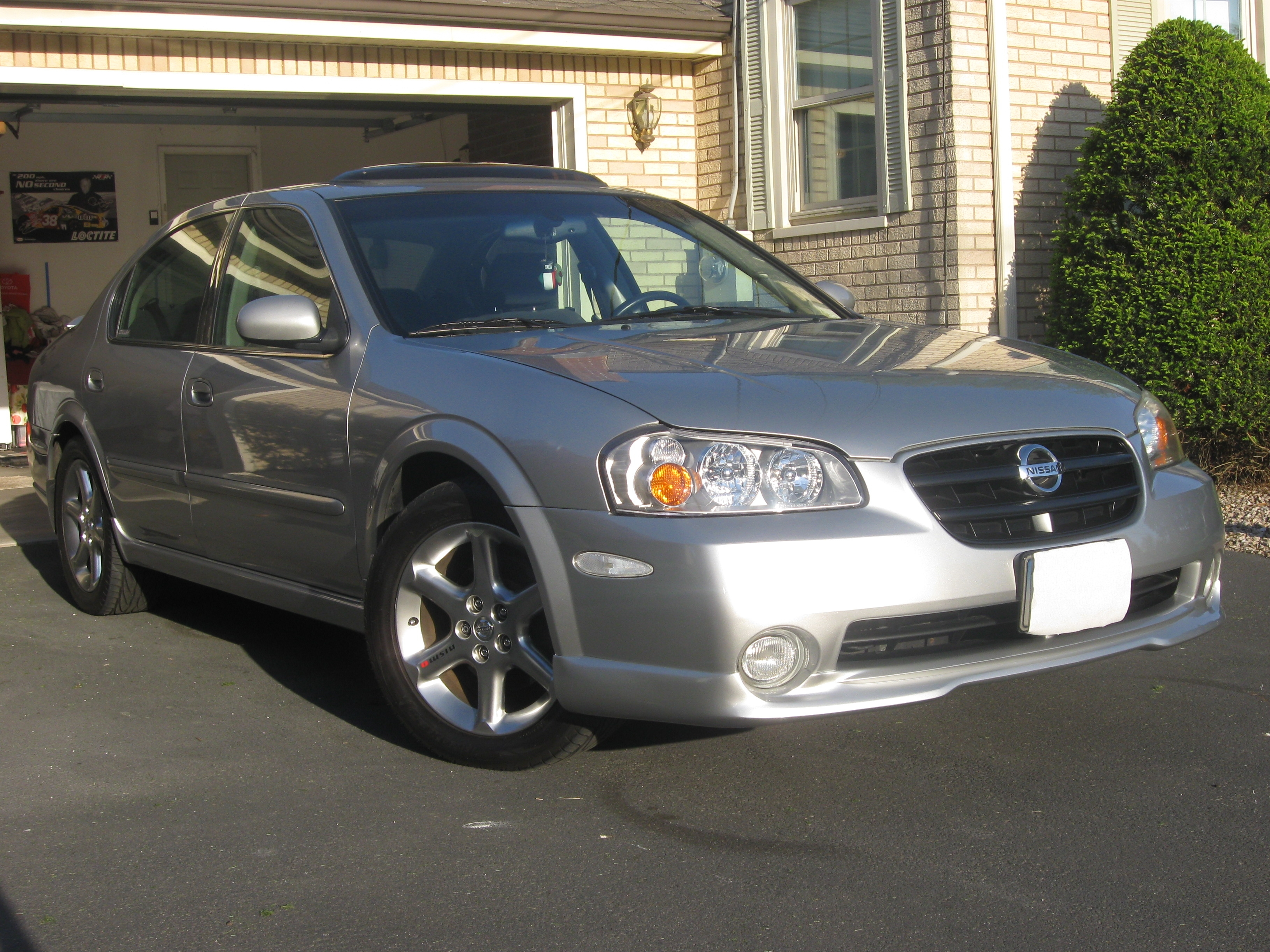 spags1 2003 nissan maxima specs, photos, modification info at