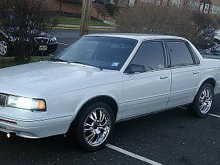 jleafnrose 1996 oldsmobile cutlass ciera s photo gallery at cardomain cardomain