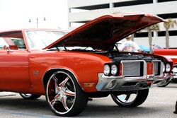 yogistylez1000 1972 Oldsmobile Cutlass