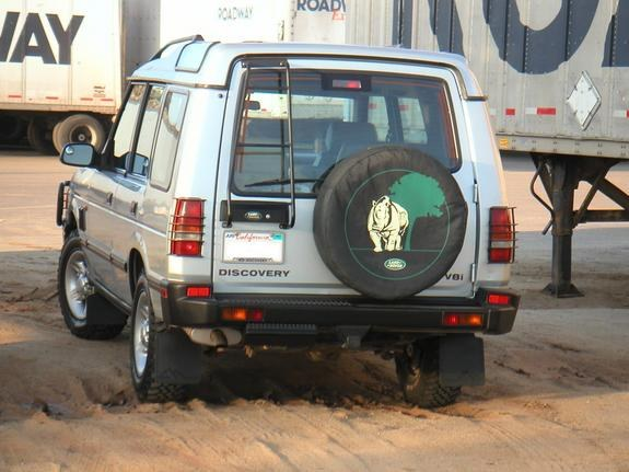 1998mill 1997 Land Rover Discovery