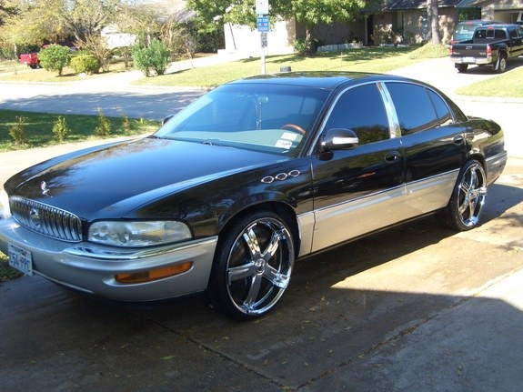 Babywin 1998 Buick Park Avenue Specs Photos Modification Info At