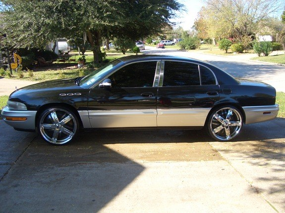 Another Babywin 1998 Buick Park Avenue post... - 9134978