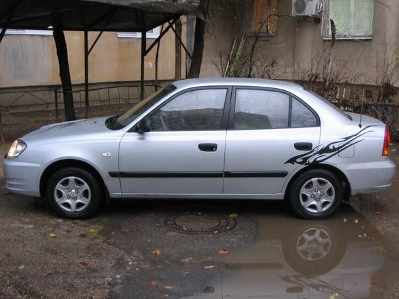 Another al3xutzu 2005 Hyundai Accent post... - 9603144