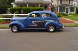 190037 1937 Plymouth Deluxe