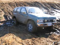 95Path_Projects 1995 Nissan Pathfinder