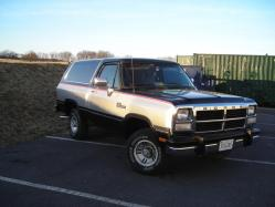 1984mopar 1991 Dodge Ramcharger