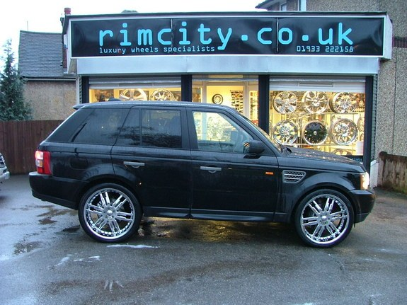 Rimcityuk 2007 Land Rover Range Rover Sport Specs Photos Modification Info At Cardomain
