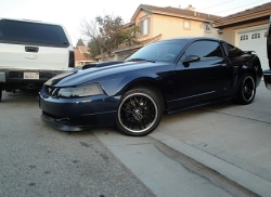 Street-Assassinss 2002 Ford Mustang