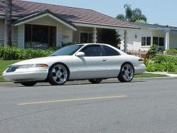 kazdoggs 1995 Lincoln Mark VIII