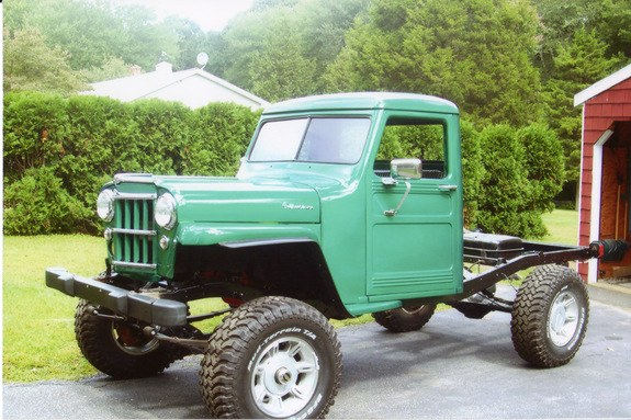jason232380's 1954 Willys Pickup