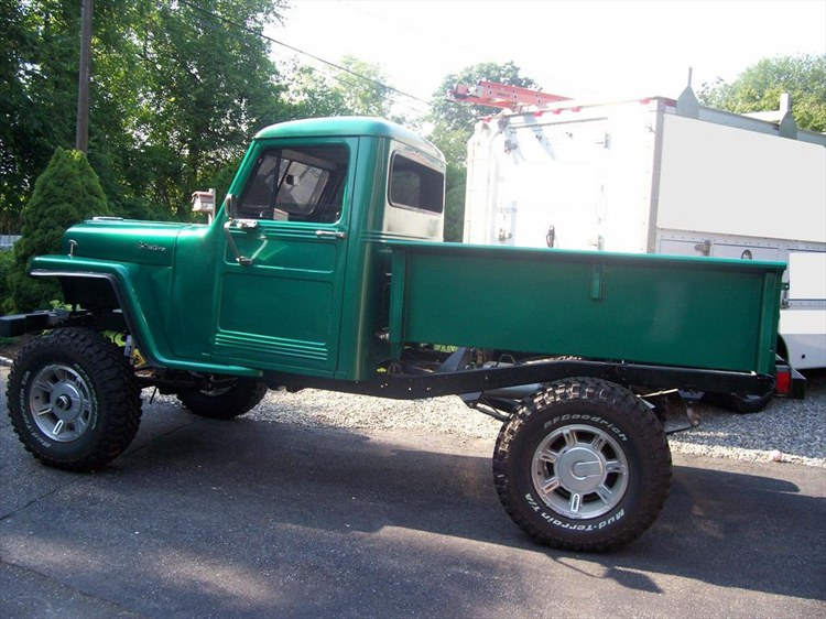 jason232380 1954 Willys Pickup 18947985