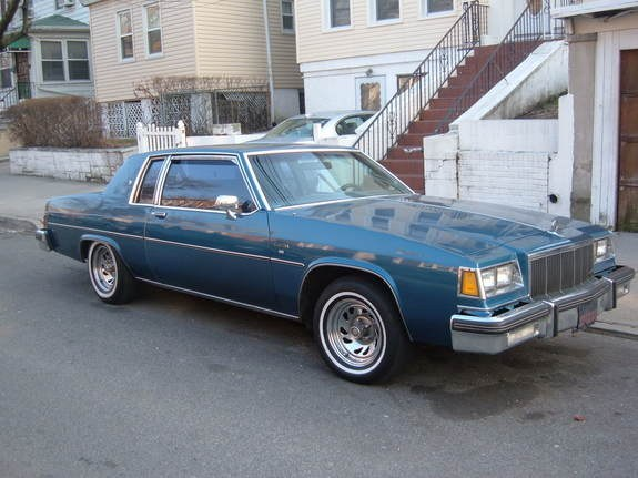 81ville 1983 Buick Electra