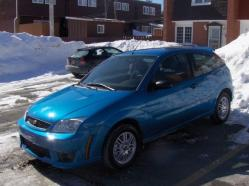 GFX-chick 2007 Ford Focus