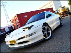 dutchwhitepgts 1995 Ford Probe