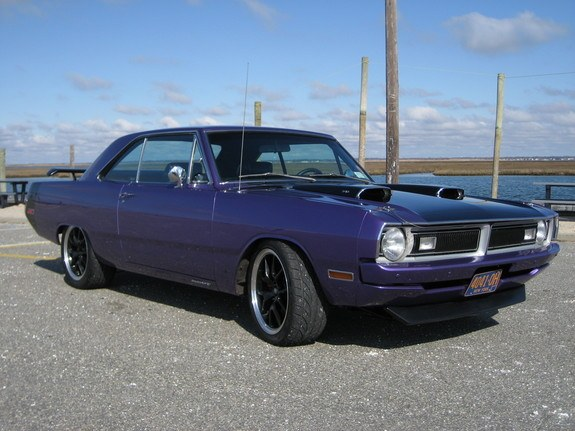 1971 dodge dart custom - photo #18