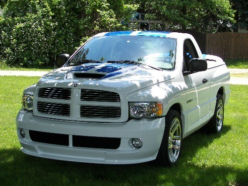 intercooledrt 2005 dodge ram srt 10 specs photos modification info at cardomain. Black Bedroom Furniture Sets. Home Design Ideas
