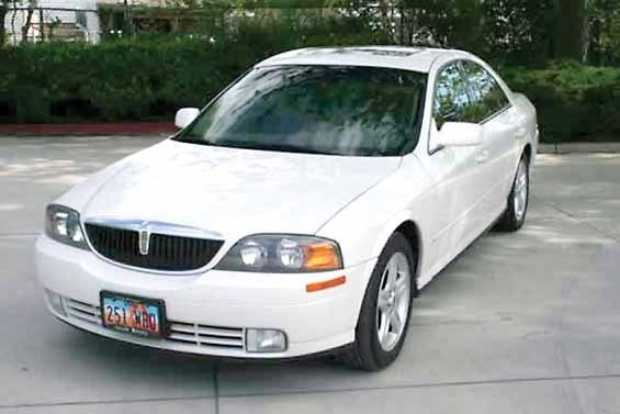 Tdub003 2001 lincoln ls specs photos modification info at cardomain tdub003 2001 lincoln ls 25939970002large sciox Gallery