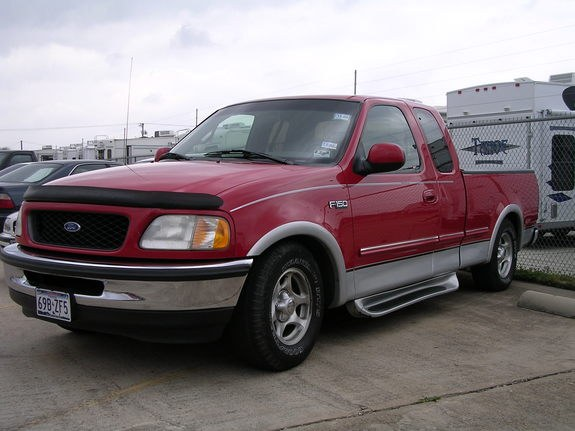 pwrstrkcmmns 1997 ford f150 regular cab specs photos modification info at cardomain. Black Bedroom Furniture Sets. Home Design Ideas