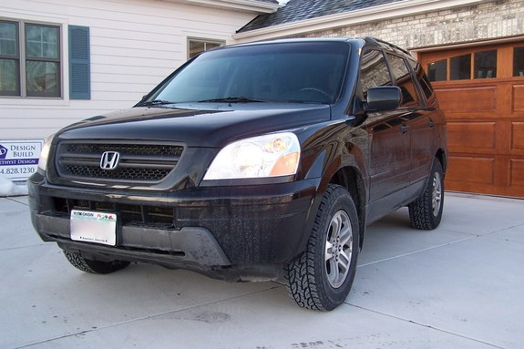 Coolcat312 2003 Honda Pilot 25940330001_large