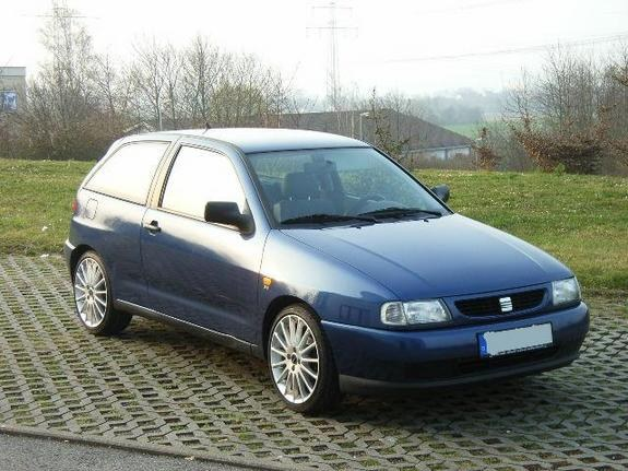 fazo46 1999 seat ibiza specs photos modification info at cardomain. Black Bedroom Furniture Sets. Home Design Ideas