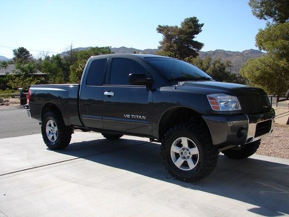Bow2No1 39 s 2006 Nissan Titan Crew Cab in Los Angeles CA