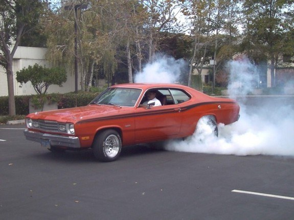 Jeepmon 1973 Plymouth Duster