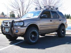 protetype 2001 Isuzu Rodeo