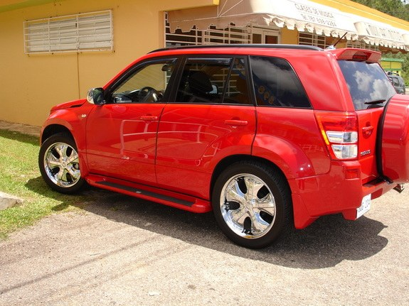 lebronautobody 2006 suzuki grand vitara specs photos modification info at cardomain. Black Bedroom Furniture Sets. Home Design Ideas