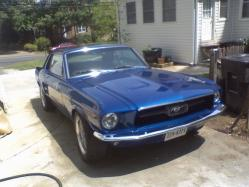 Wiz998 1967 Ford Mustang