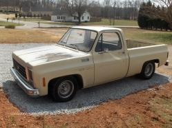 oldschooltuners 1979 Chevrolet C/K Pick-Up