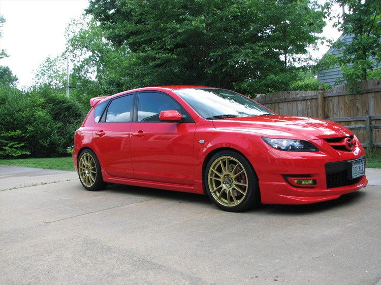 Speed 3 Rim color? - Page 2