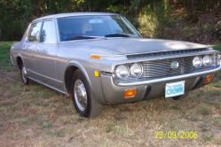 project-crown 1972 Toyota Crown