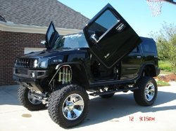 yllwbnna1s 2006 Hummer H2
