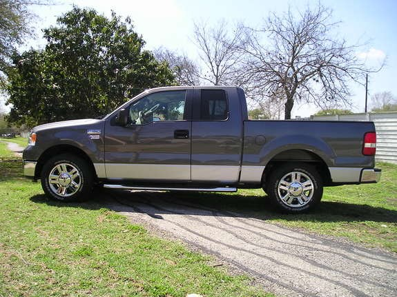 futurpilot 2007 ford f150 super cabxlt styleside pickup 4d 5 1 2 ft specs photos modification. Black Bedroom Furniture Sets. Home Design Ideas