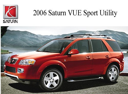 pacrim 2006 saturn vue specs photos modification info at. Black Bedroom Furniture Sets. Home Design Ideas